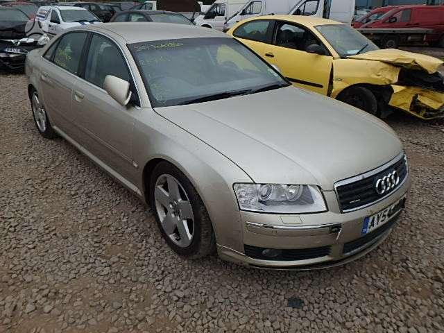 Audi A8. Rida 65tukst.motor3,0tdi asb,deze gmz-gzv