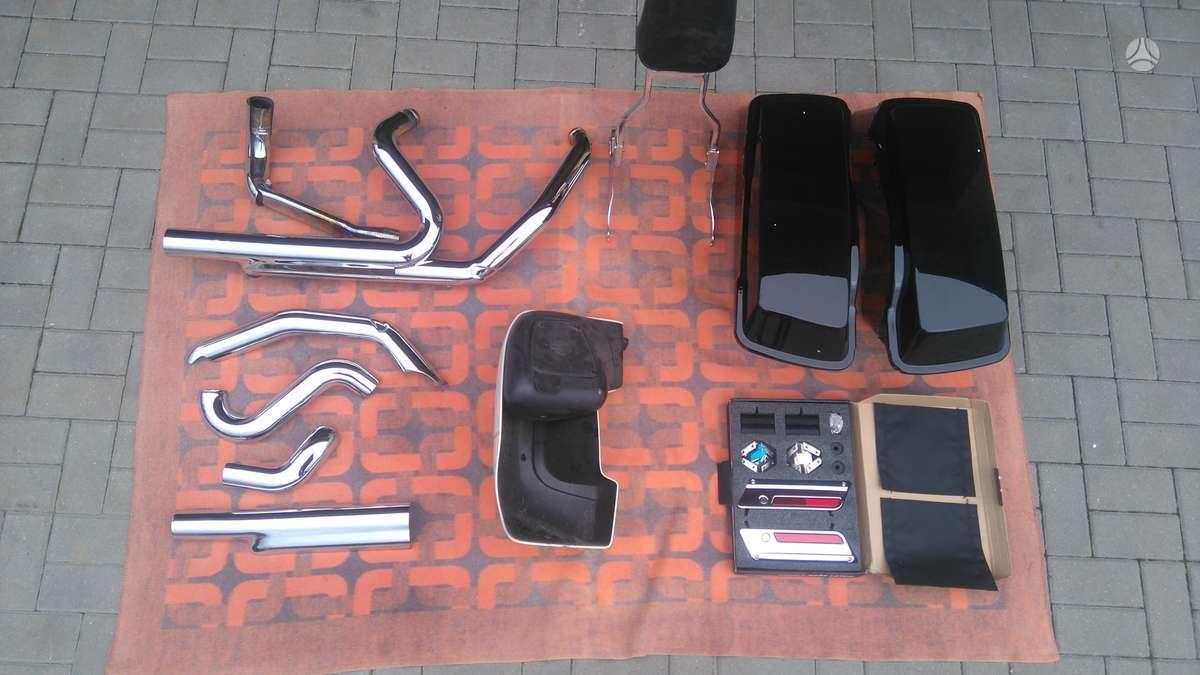 Harley-Davidson FLHX, Čioperiai / kruizeriai / custom