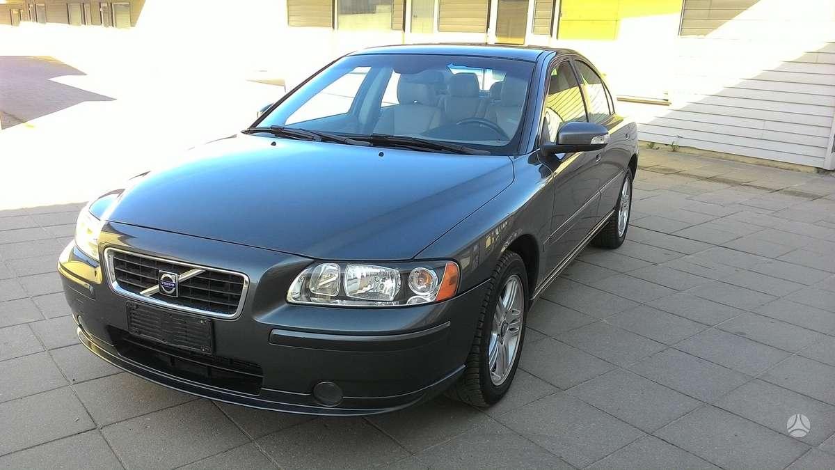 Volvo S60, 2.4 l., sedanas