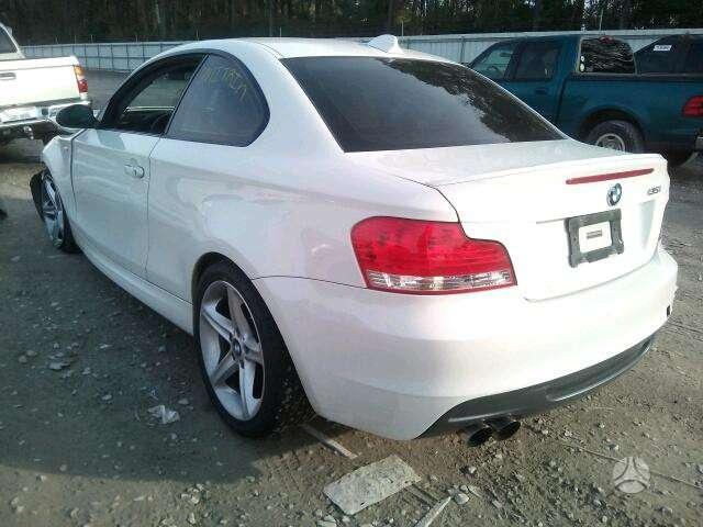 BMW 135. Visas dlimis !