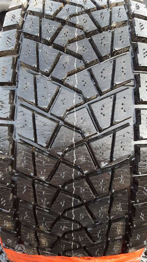Bridgestone Blizzak DMZ3-akcija!, Žieminės 285/60 R18