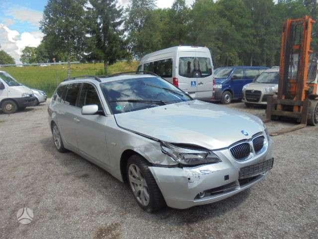 BMW 530. 530xd panorama europa