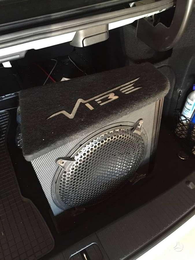 Vibe Powerbox bass 1 monoblock amplifier, Žemų dažnių garsiakalbiai