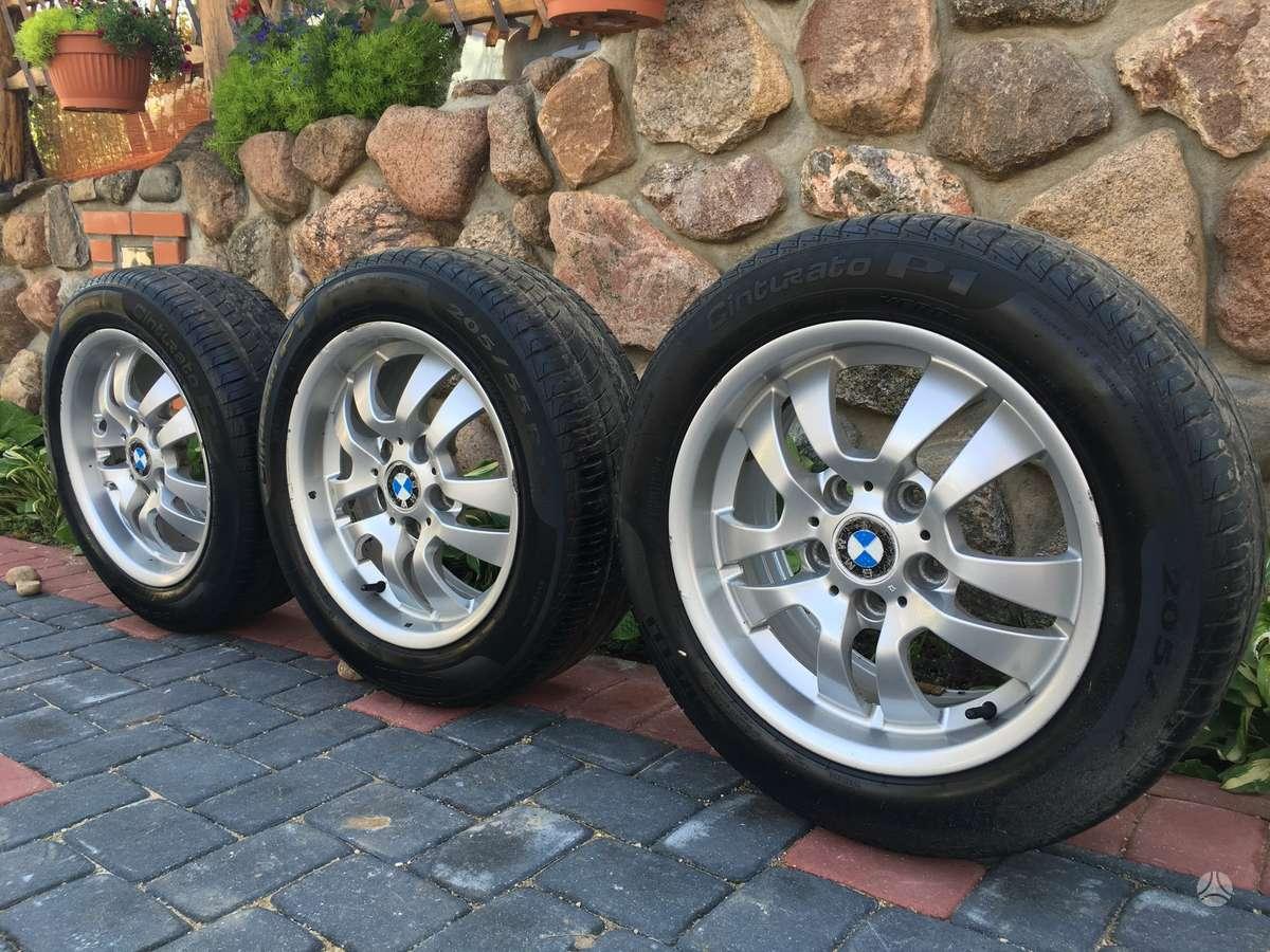 BMW 3, lengvojo lydinio, R16