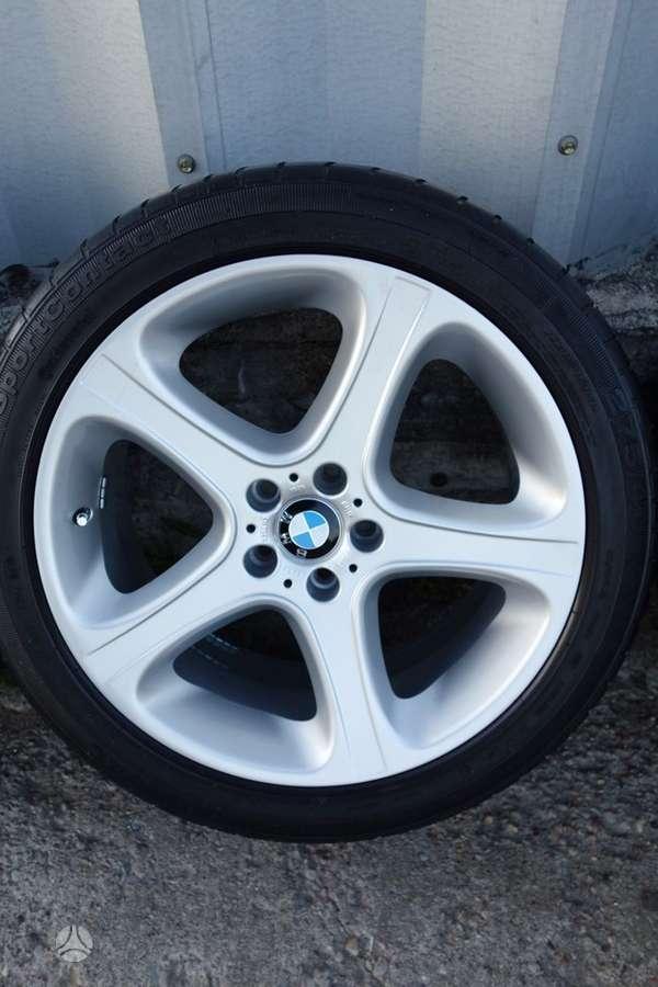 BMW BMW X5 4,6IS RATAI, lengvojo lydinio, R20