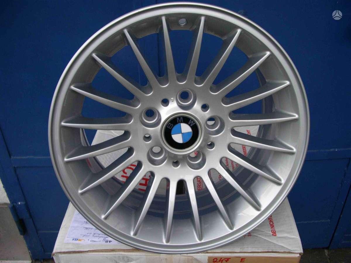 BMW ORGINALUS LIETI RATAI, lengvojo lydinio, R16