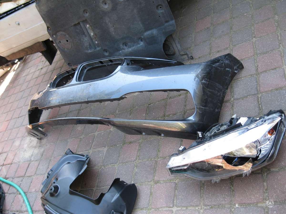 BMW 3 serija. buferis  --- parktronikai--- balkis---- stopai----
