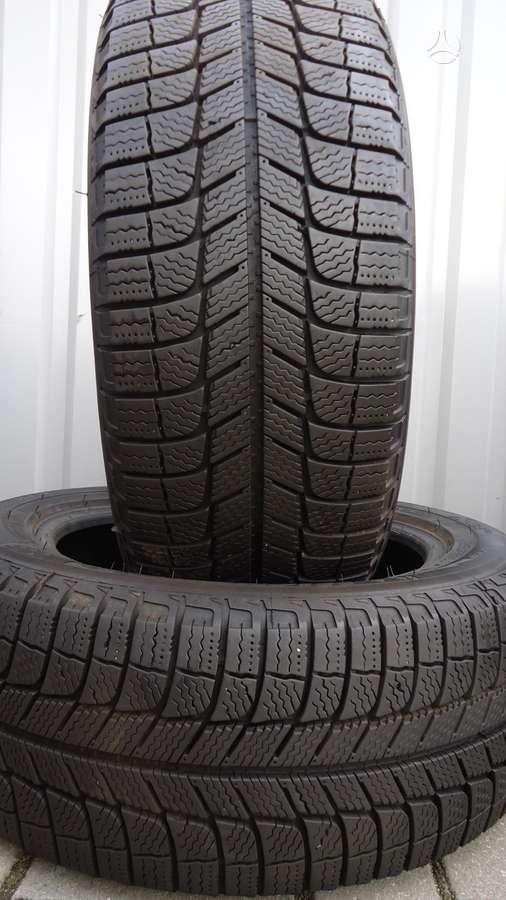 Michelin X-ice, Žieminės 205/55 R16