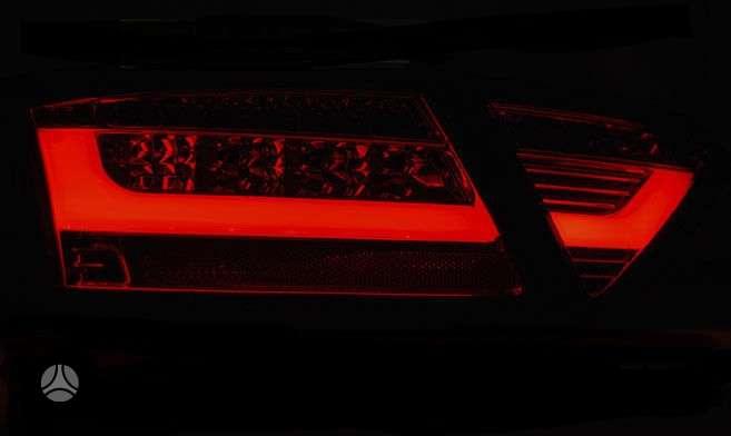 Audi A5. .priekiniai,galiniai  zibintai a5 07-11m, su led