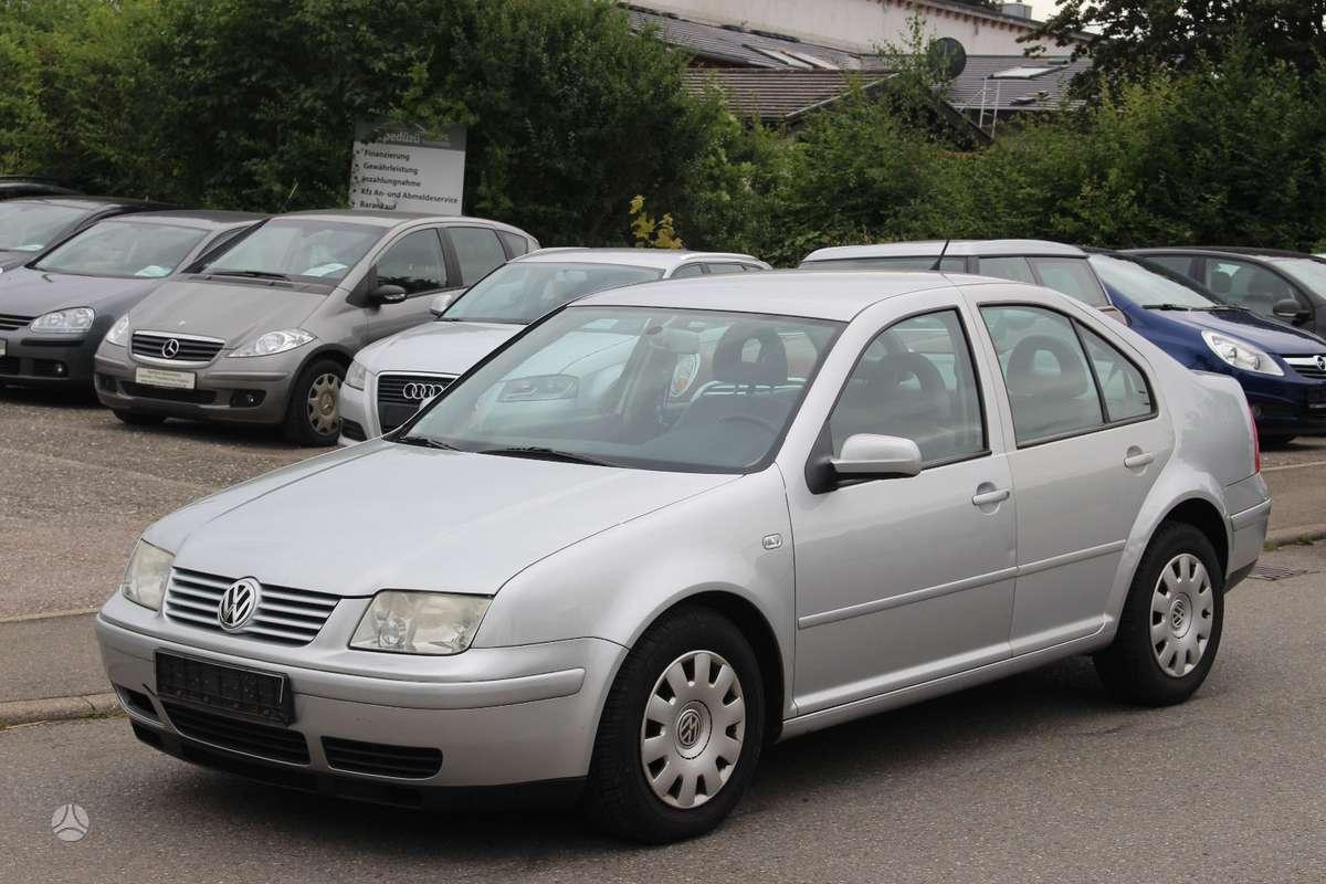 Volkswagen Bora dalimis. Vw bora 1,9 tdi 81kw dalimis