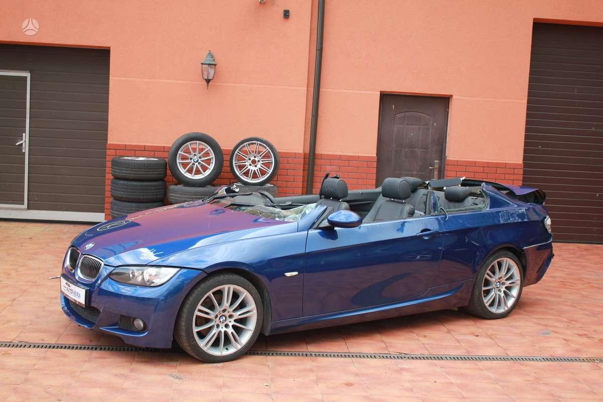 BMW 320 dalimis. Bmw e92 320d 2009m dalimis!  bmw e92lci ir ne