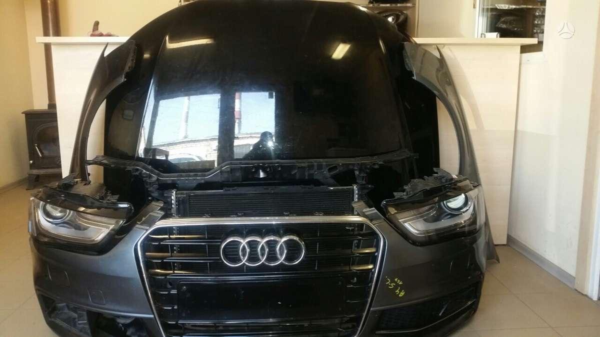 Audi A4. Audi a4 2012 dalys.  atvežame dalis į jums patogią