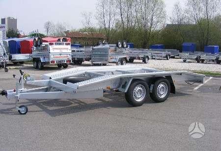 Weber ST2700, priekabų ir puspriekabių nuoma