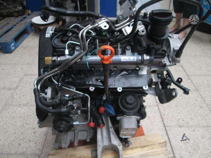 Volkswagen Transporter. Vw t5 2.0 tdi pilnas variklis (caa),