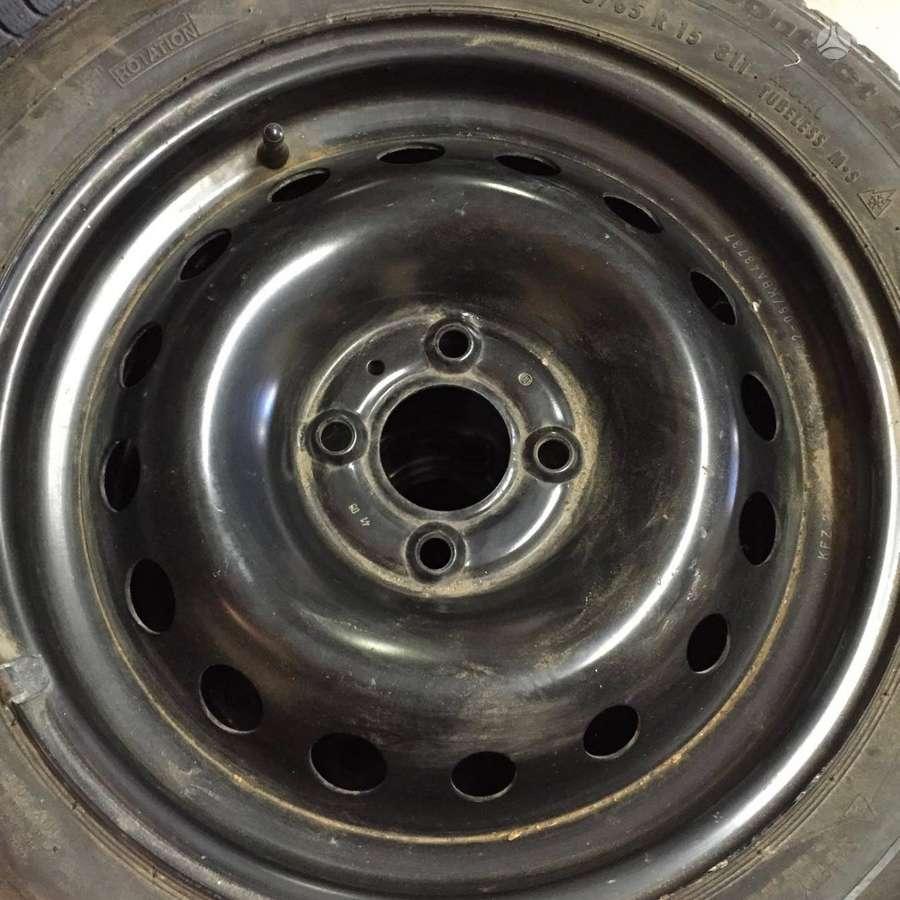 Renault, plieniniai štampuoti, R15
