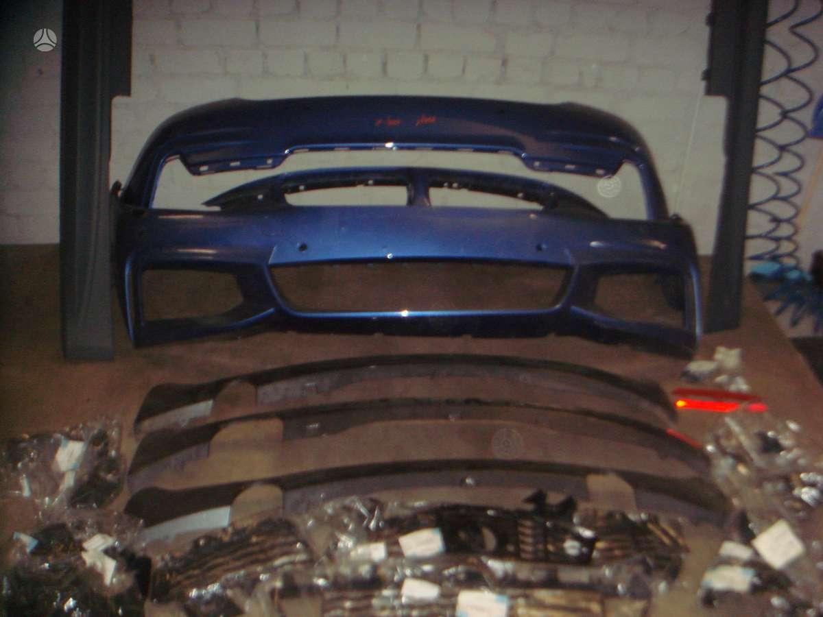 BMW 4 serija. Didelis bmw detaliu asortimentas nuo 2007 metu ir