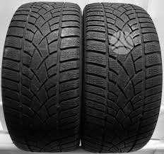 Dunlop, Žieminės 275/40 R20