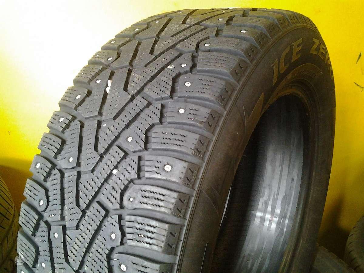 Pirelli Ice zero, Žieminės 225/55 R16