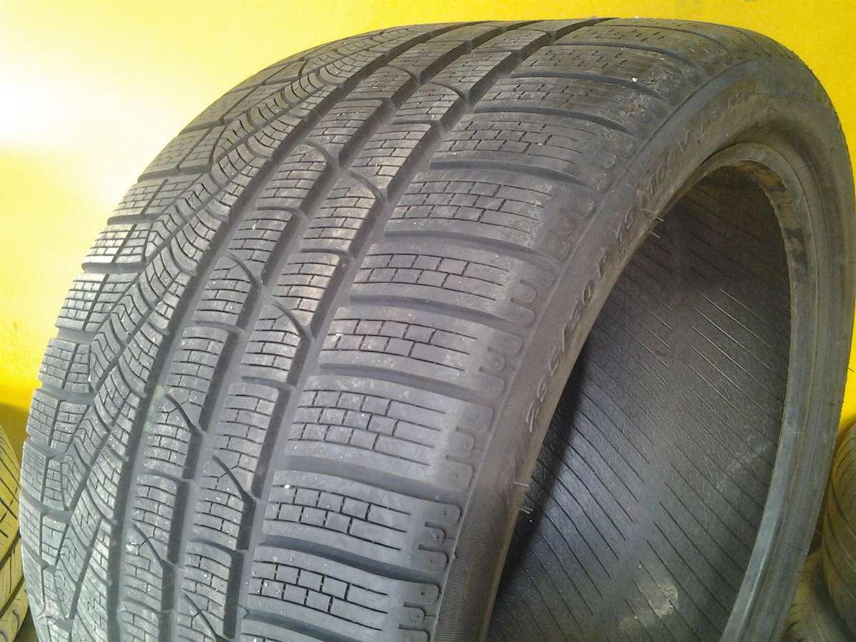 Pirelli Sotto zero winter 240, universaliosios 295/30 R19