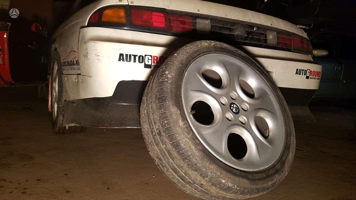 Alfa Romeo, lengvojo lydinio, R17