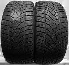 Dunlop, Žieminės 245/50 R17