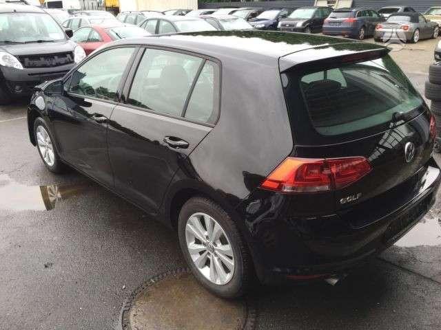 Volkswagen Golf. 2.0tdi, 110kw, 6 pavaru greiciu, multifuncinis