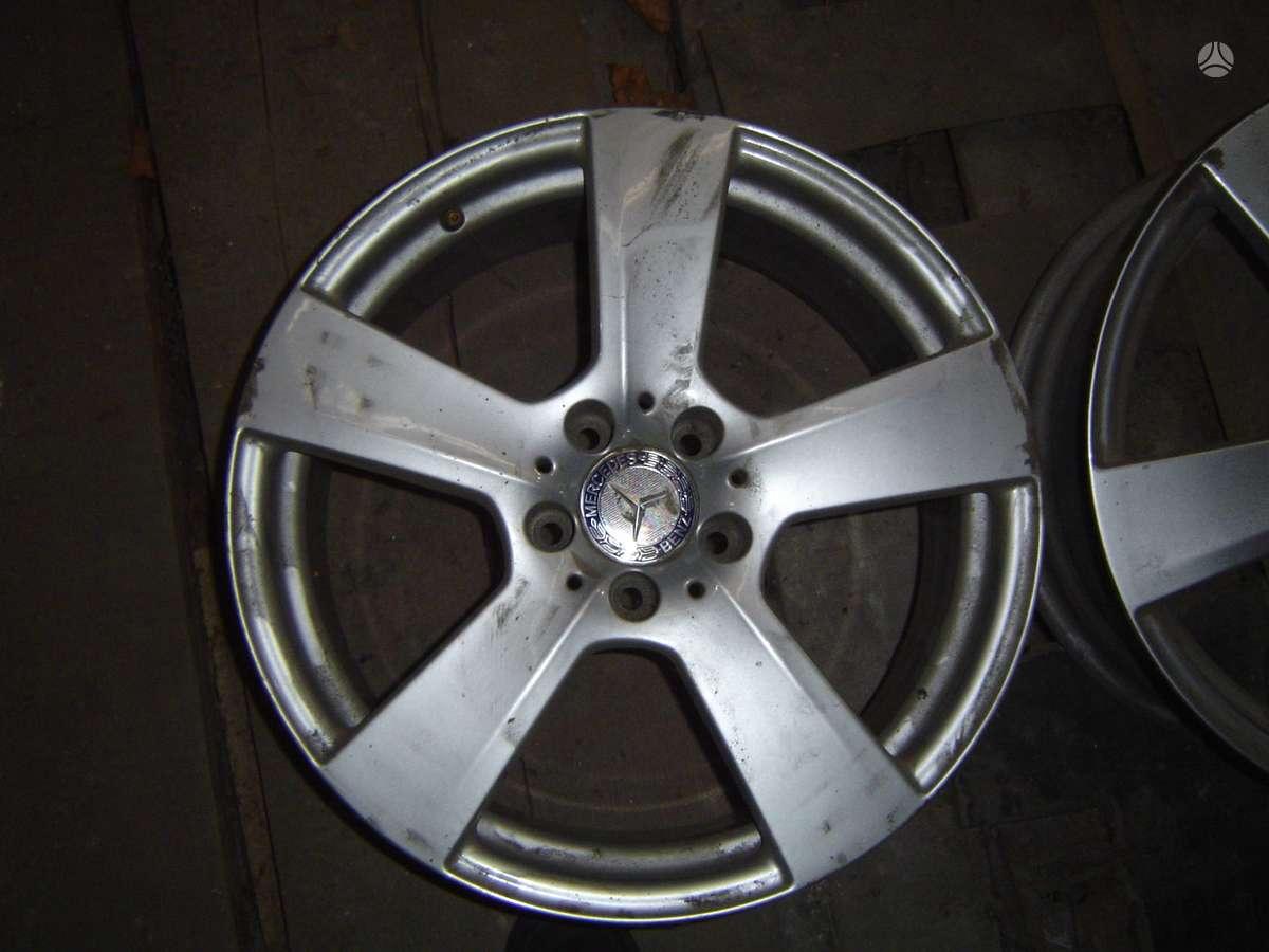 Mercedes-Benz, lengvojo lydinio, R18