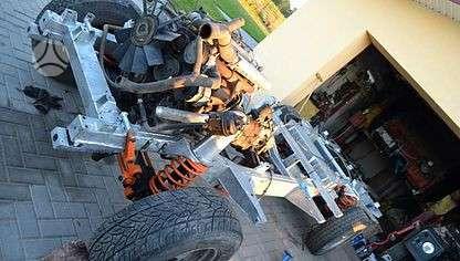 Land Rover Discovery dalimis. Siūlame platų naujų land rover