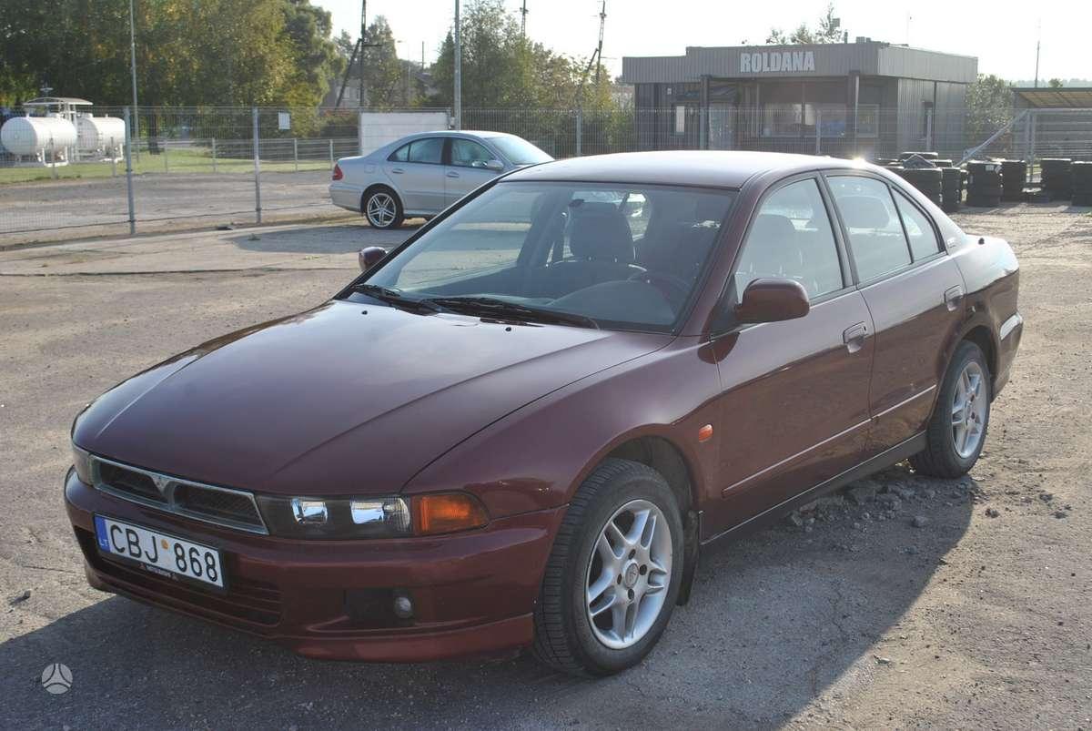 Mitsubishi Carisma, 1.9 l., sedanas