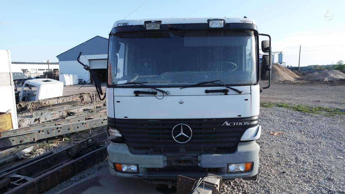 Mercedes-Benz ACTROS 1840 OM501LA G210-16 HL 7/050 DCS-13, vilkikai