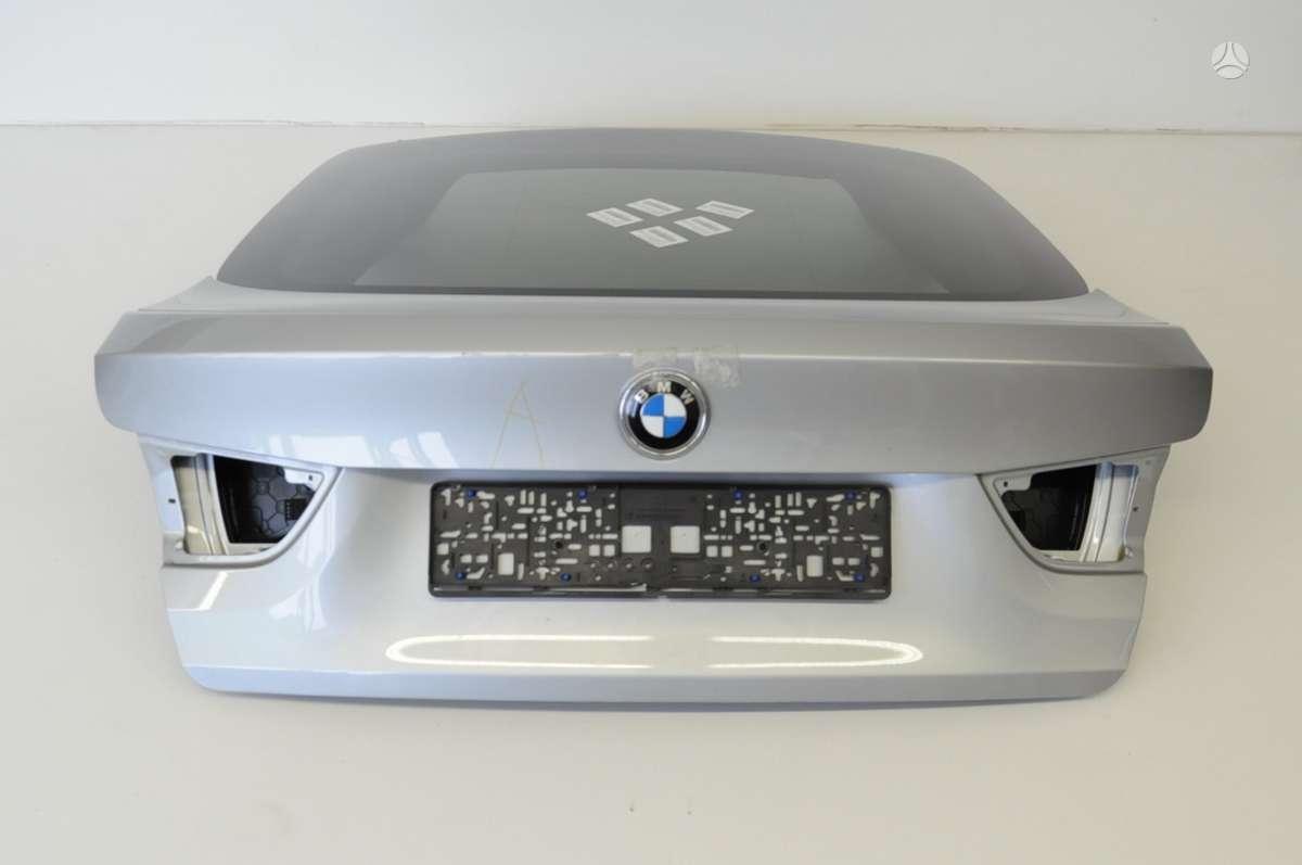 BMW 3 serija. 3gt   galinis dangtis   dėl daliu skambinikite +