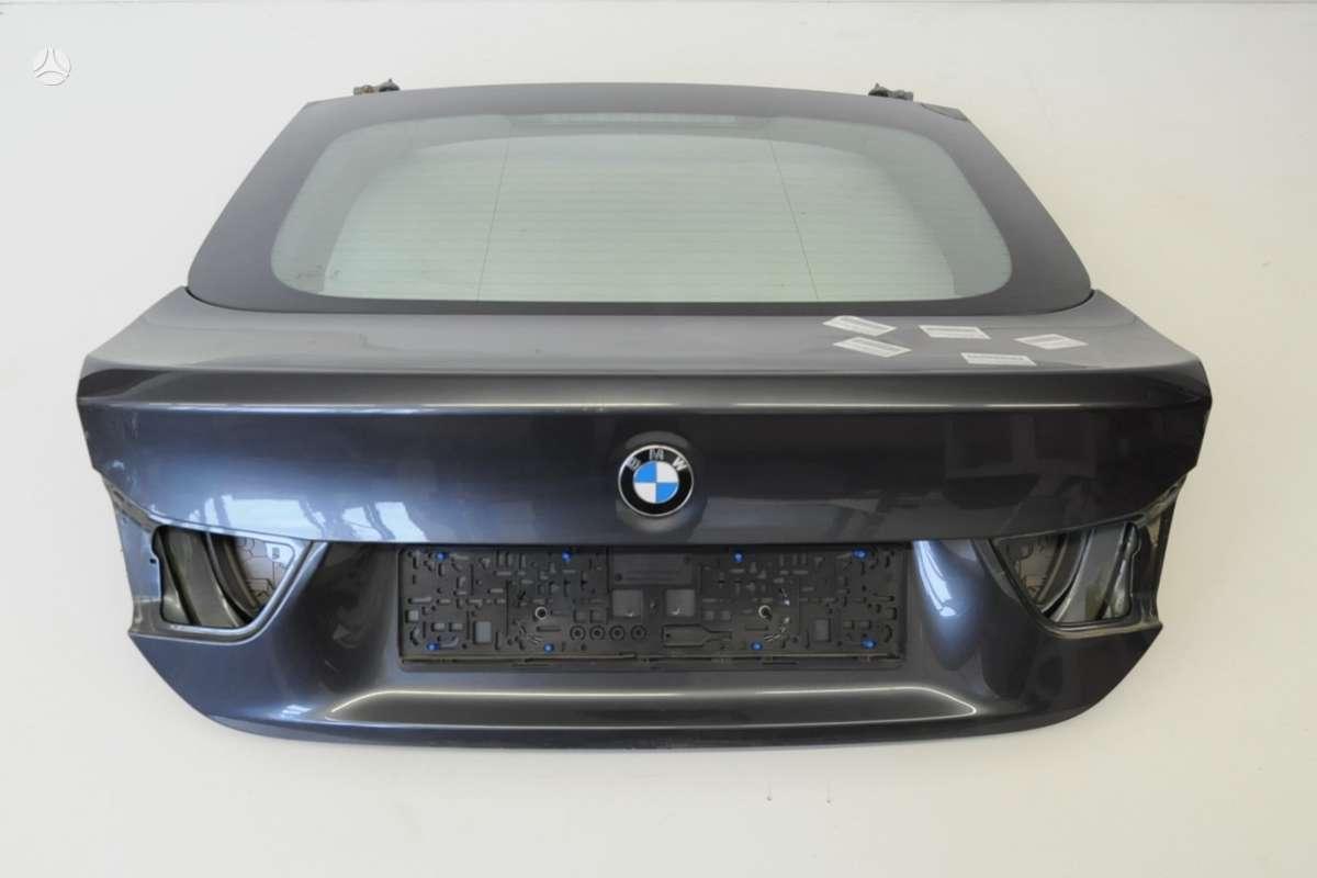 BMW 4 serija. 4gt dangtis   dėl daliu skambinikite +