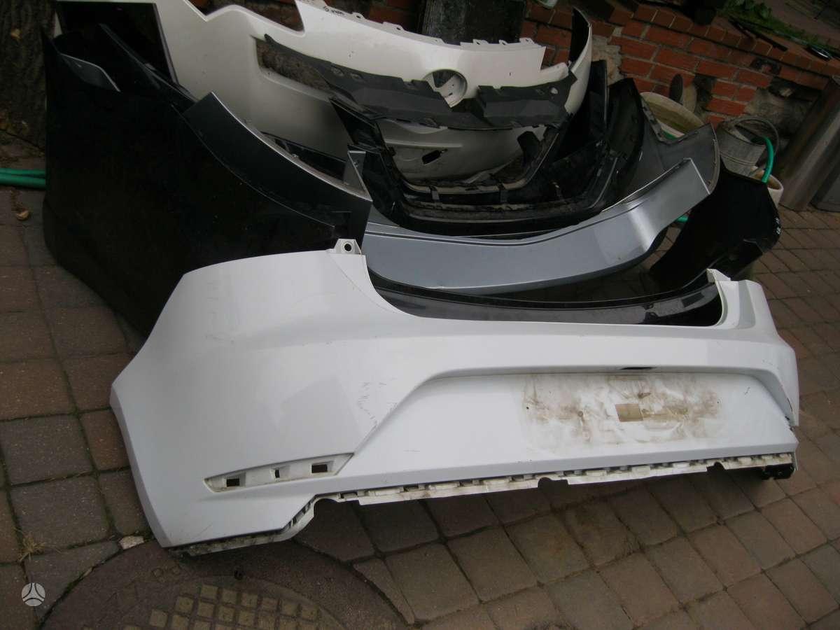 Seat Ibiza. Buferiai----- sparnas--- spyna