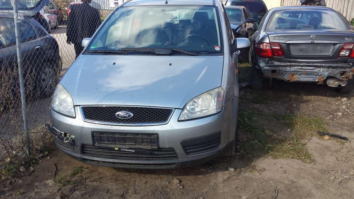Ford C-MAX. Automobilis parduodamas dalimis. galime pasiūlyti į