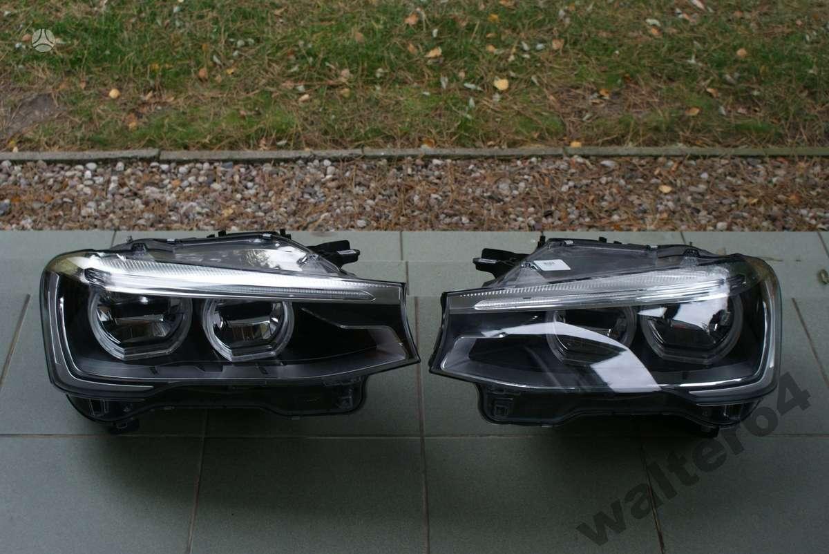 BMW X3. Tik kebulo dalys