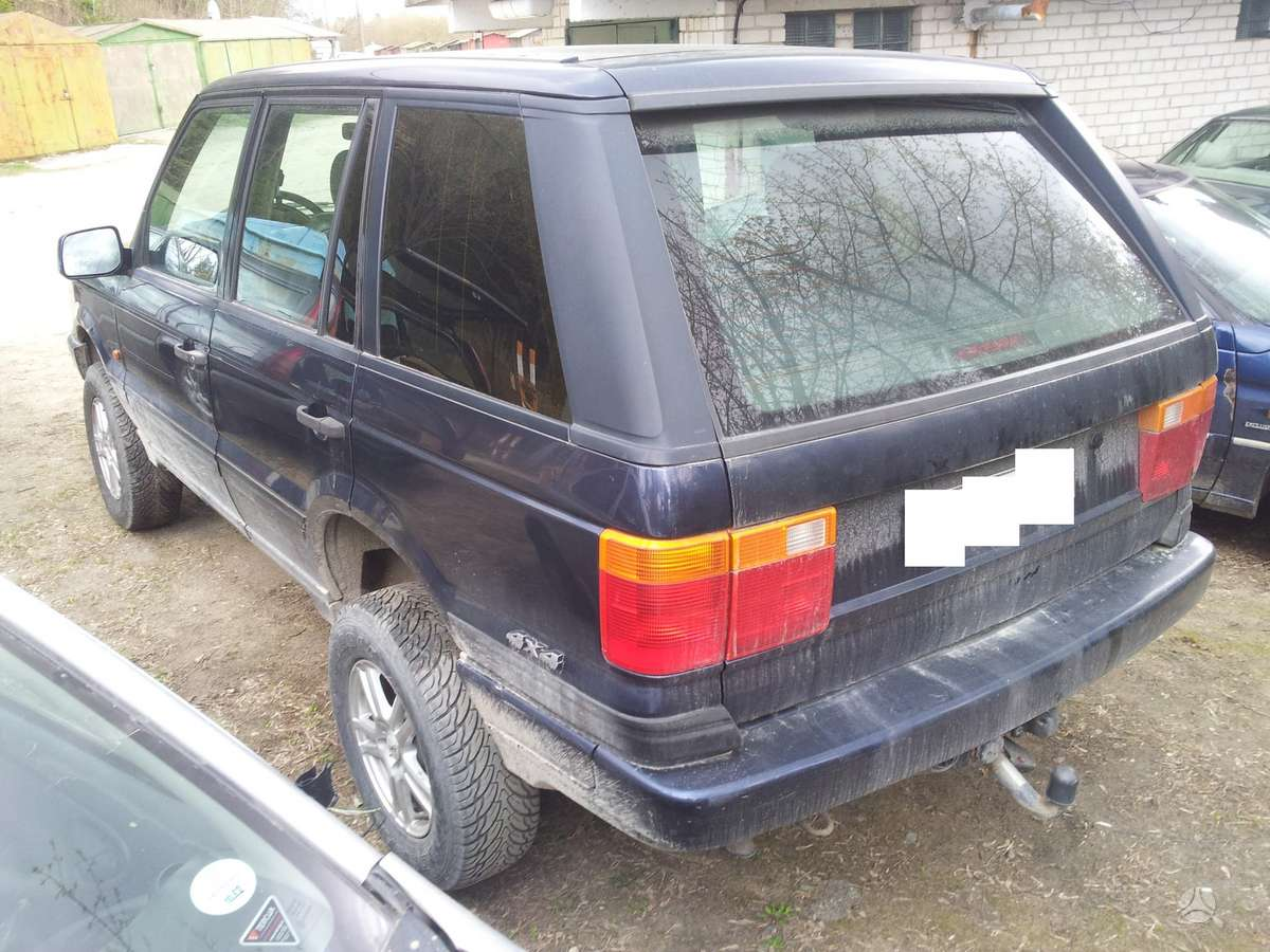 Land Rover Range Rover dalimis. +37068777319 s.batoro g. 5,