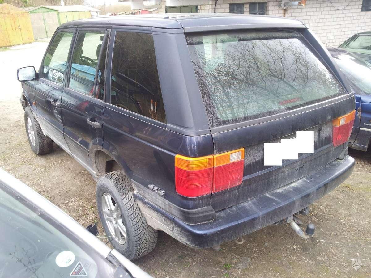 Land Rover Range Rover dalimis. 868777319 s. batoro 5, vilnius.