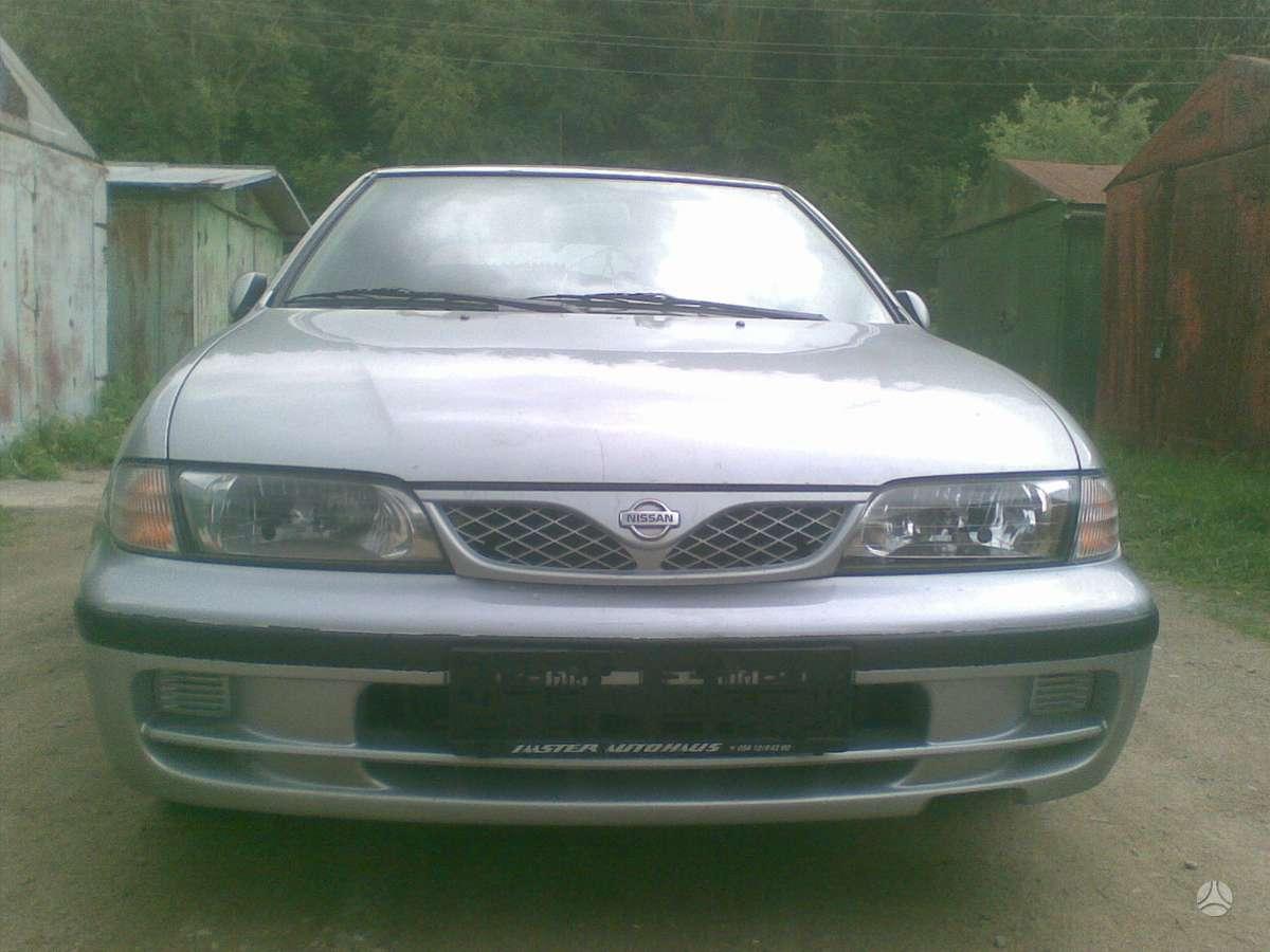Nissan Almera dalimis. +37068777319 s.batoro g. 5, vilnius, 8:30-