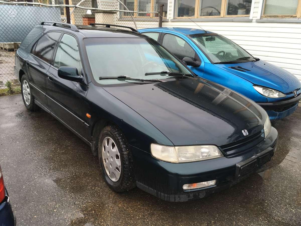 Honda Accord. Uab