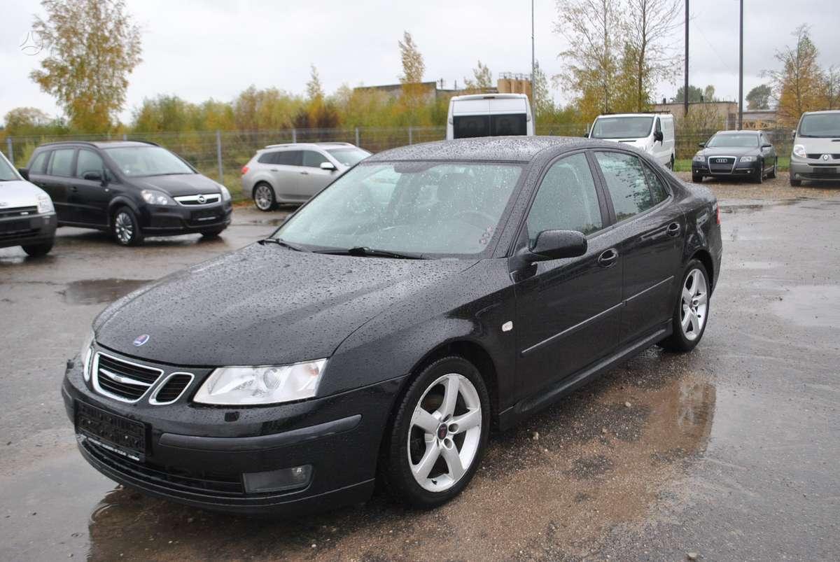 Saab 9-3, 1.9 l., sedanas