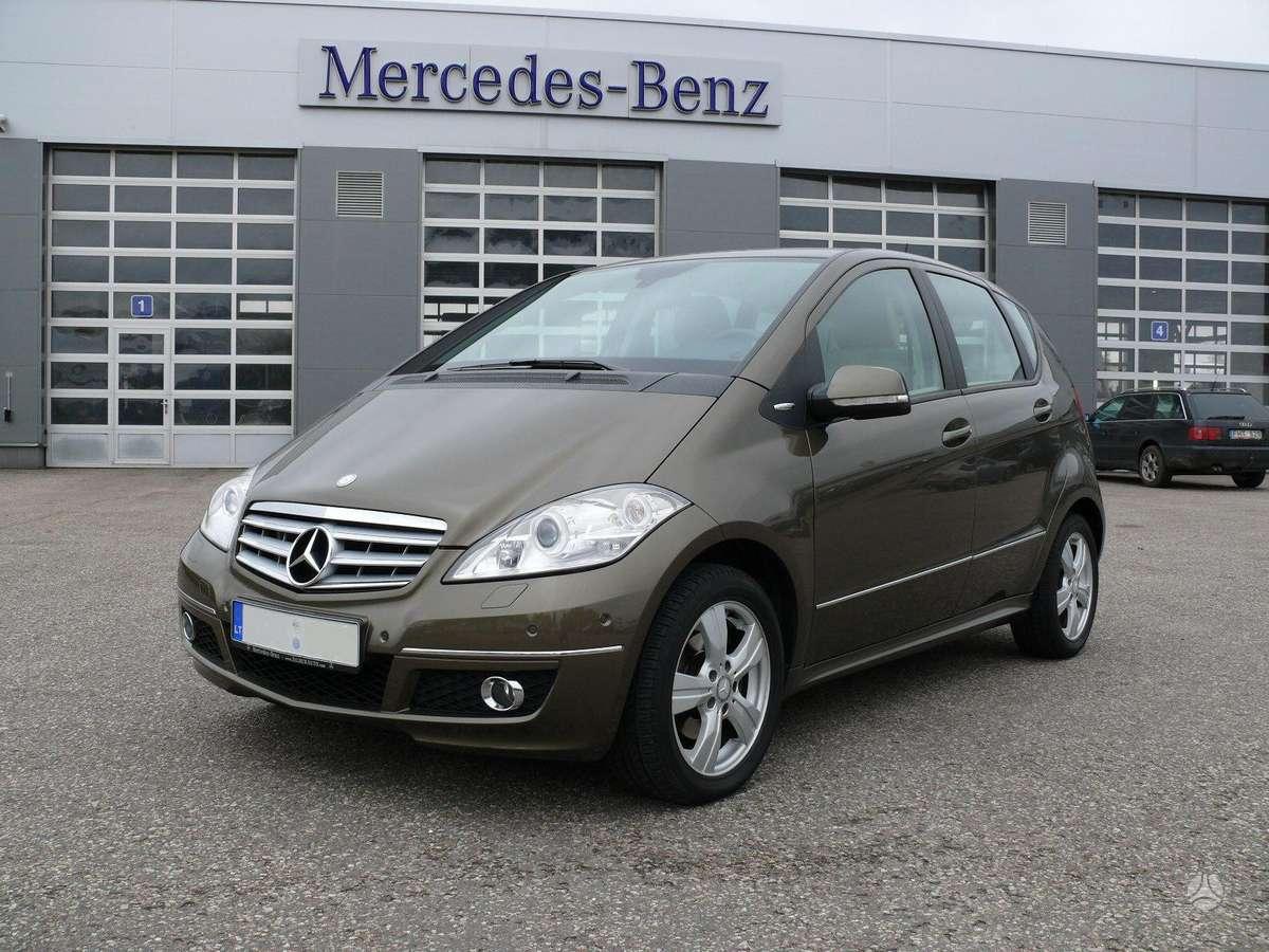 Mercedes-Benz A170, 1.7 l., vienatūris