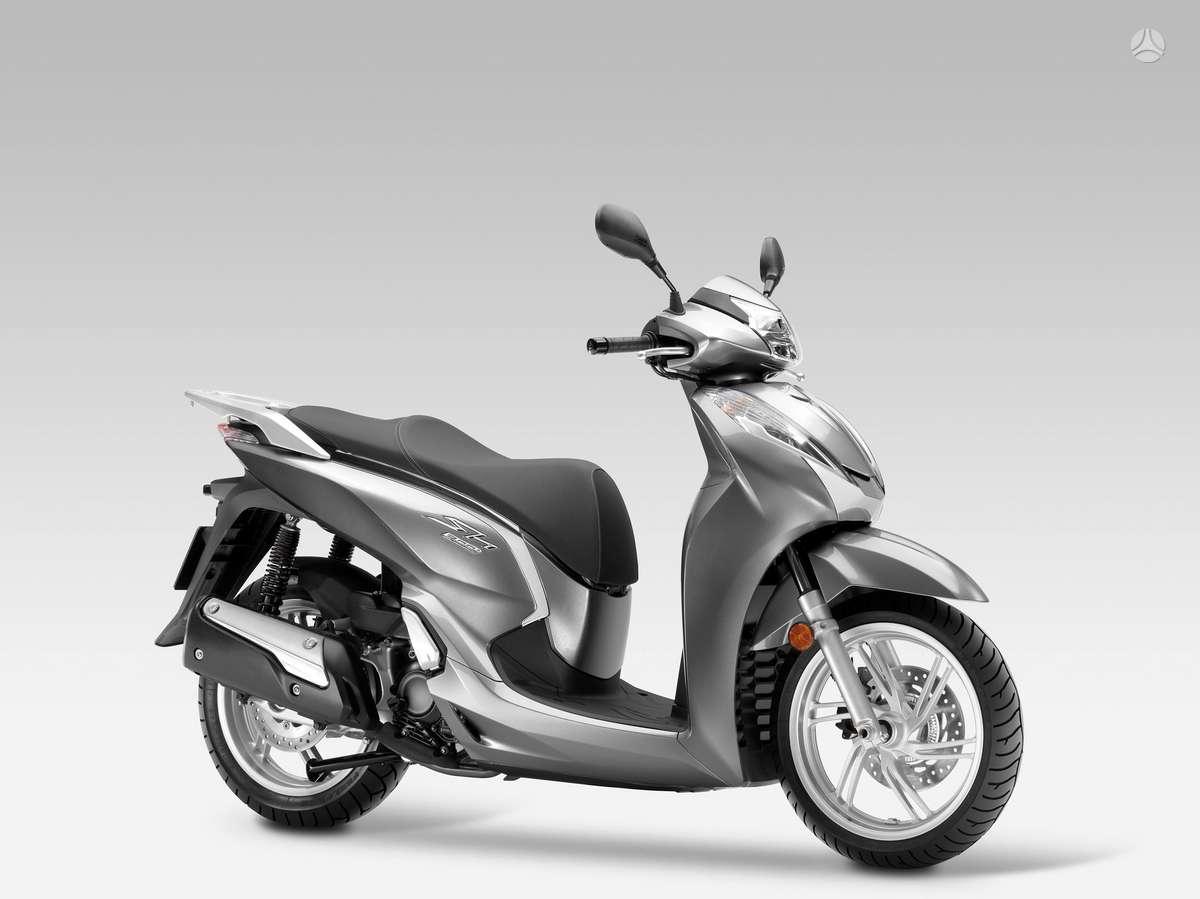 Honda SH, motoroleriai / mopedai