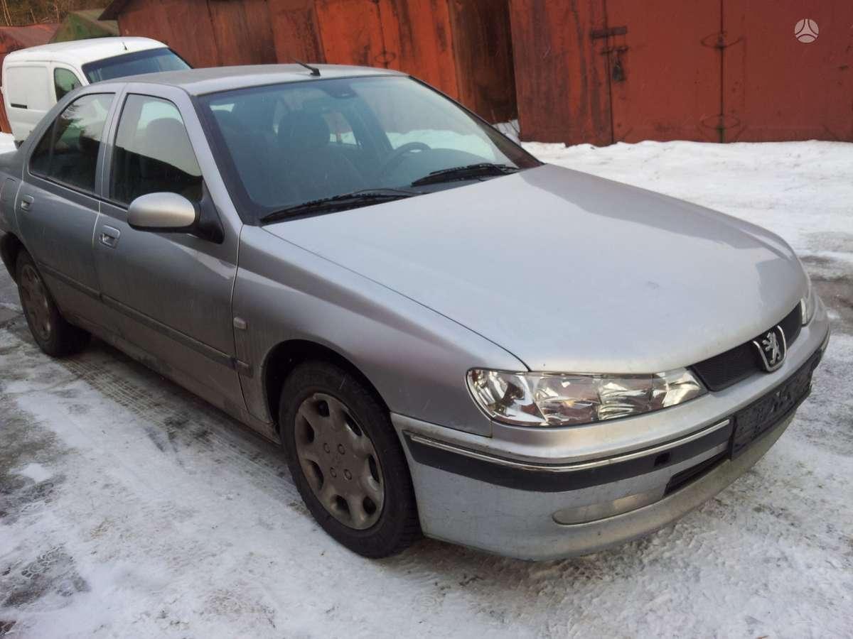 Peugeot 406 dalimis. 868777319 s. batoro 5, vilnius. parduodu