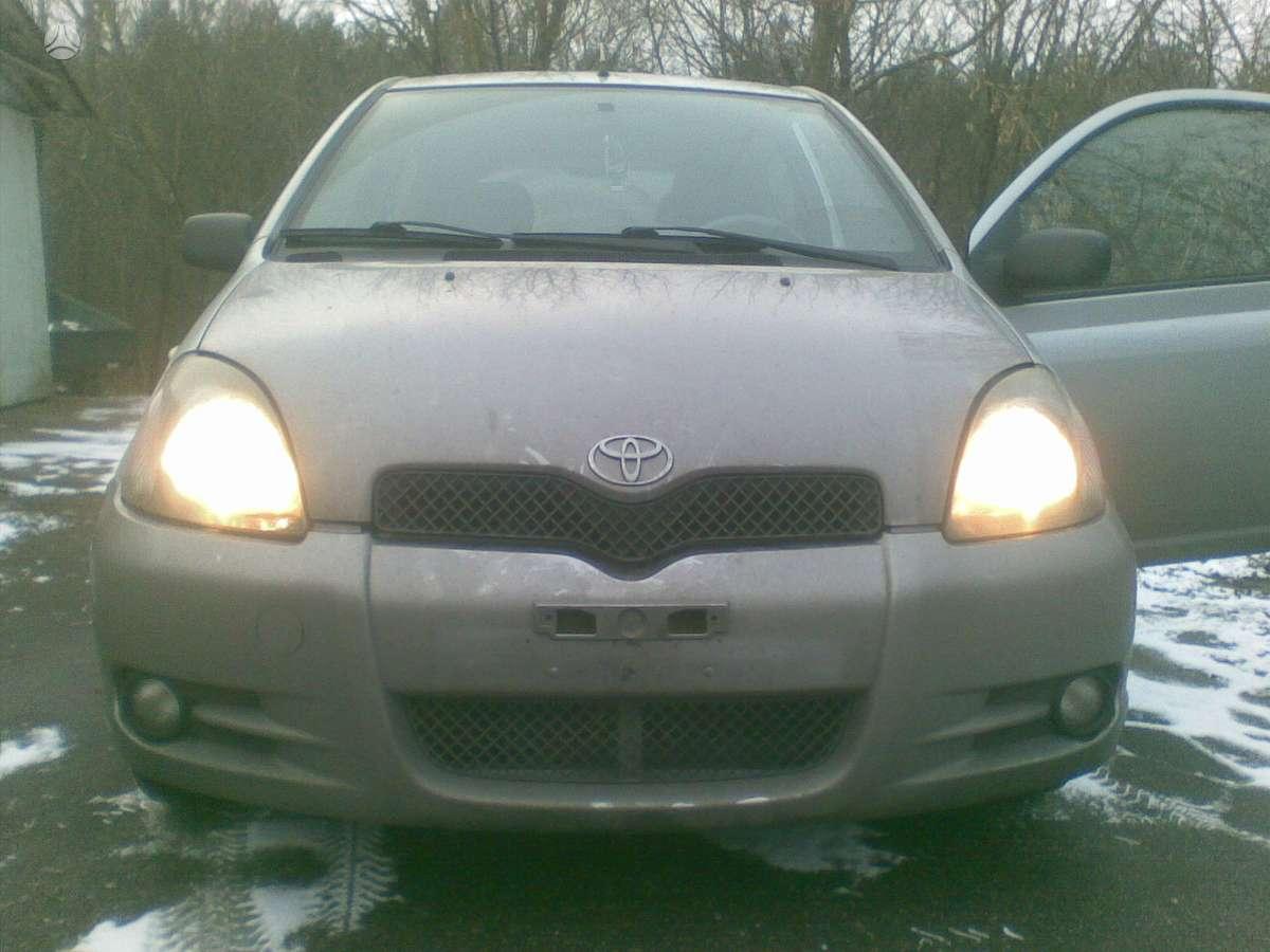 Toyota Yaris dalimis. +37068777319 s.batoro g. 5, vilnius, 8-
