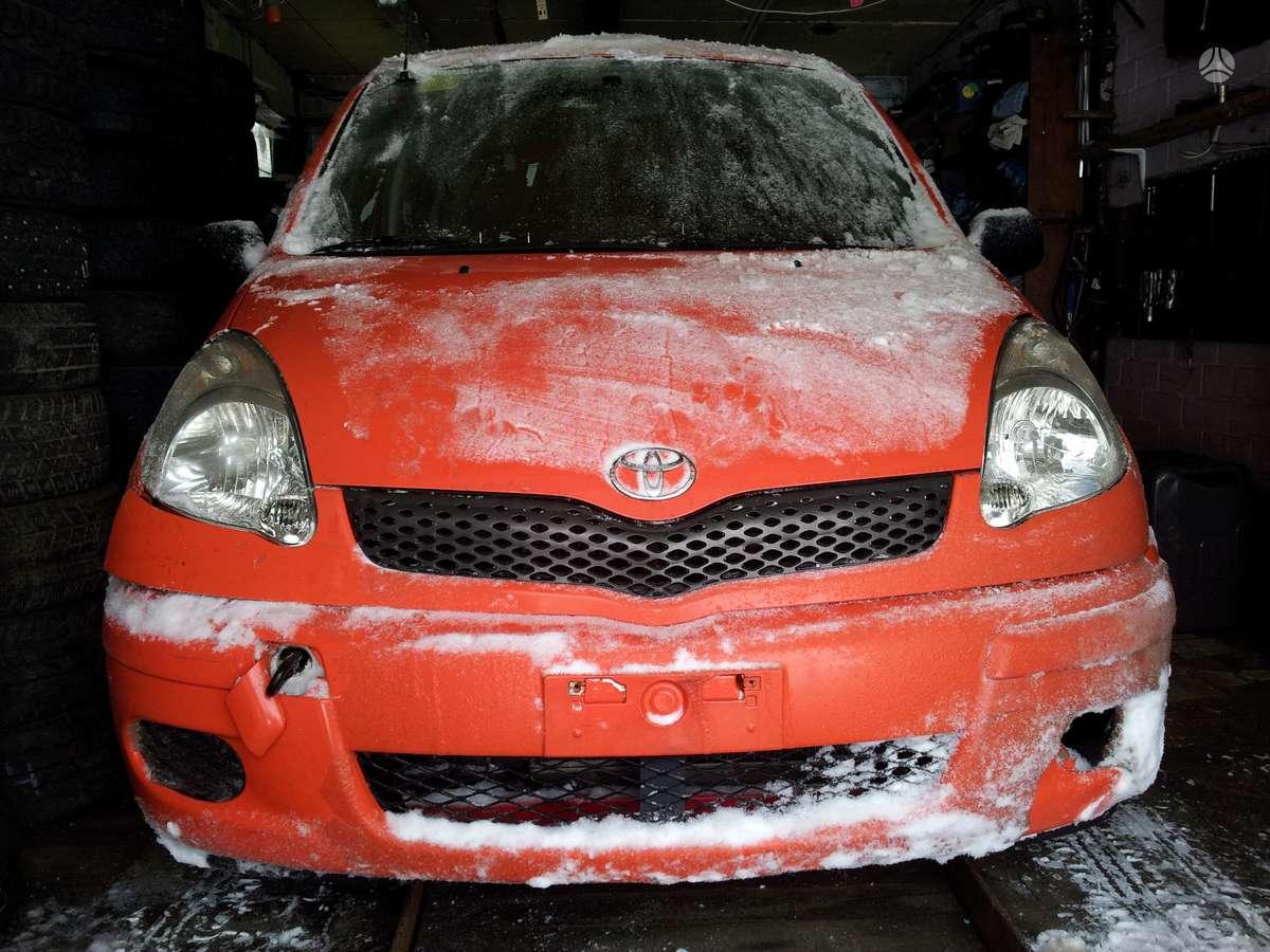 Toyota Yaris Verso dalimis. +37068777319 s.batoro g. 5, vilnius,