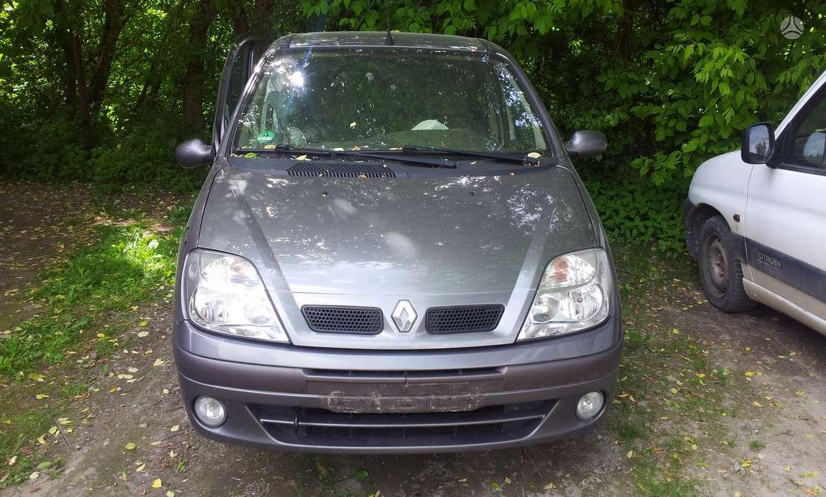 Renault Scenic dalimis. +37068777319 s. batoro 5, vilnius.