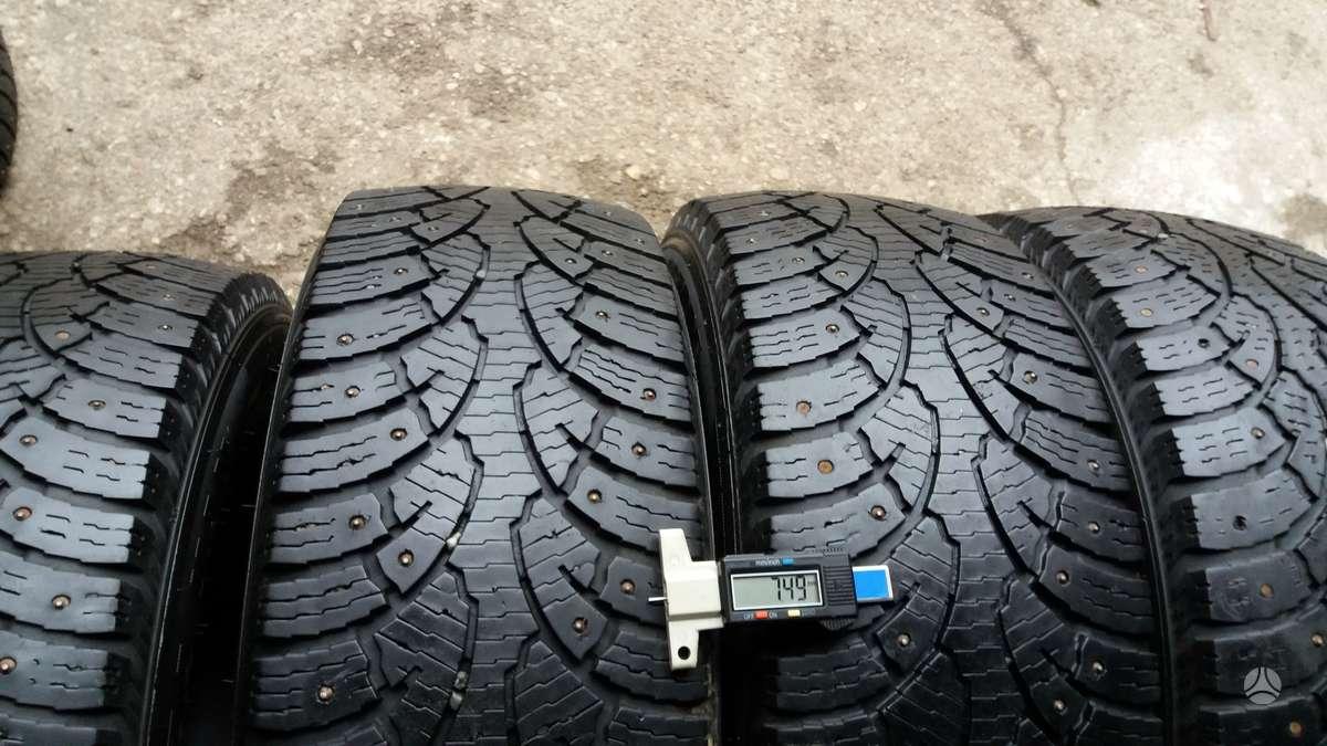 Bridgestone, Žieminės 215/65 R16