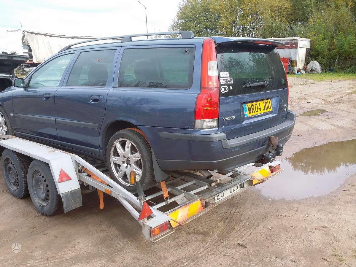 Volvo V70. Europa automatas mechanika.jonava  kaunas be