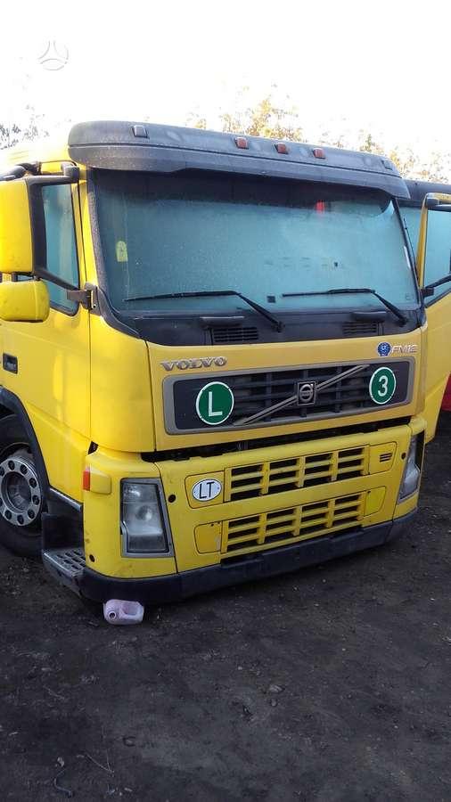 Volvo FM-12, sunkvežimiai