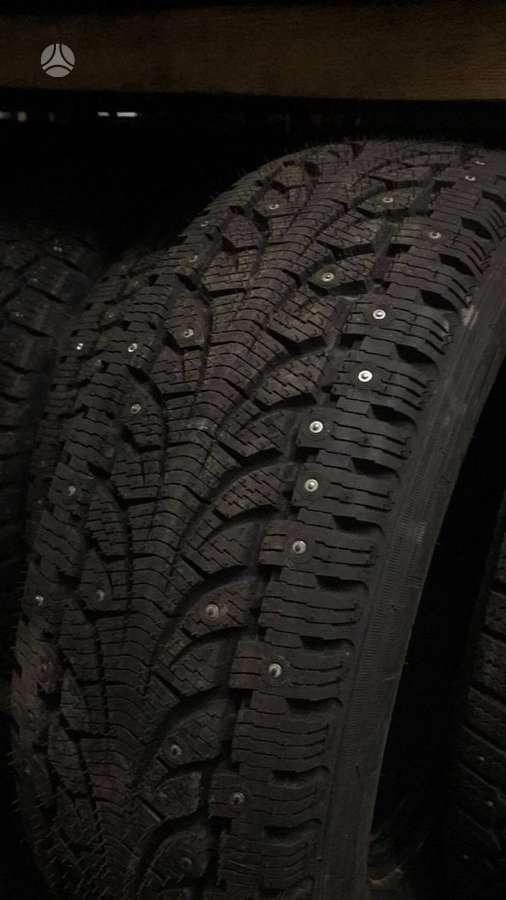 Pirelli Winter Chrono, Žieminės 215/65 R16